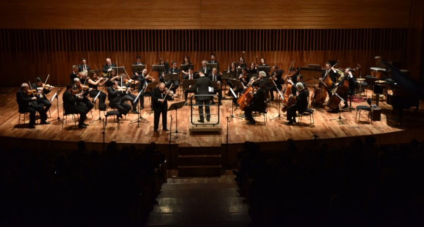 Orquesta Nacional de Música Argentina Juan de Dios Filiberto