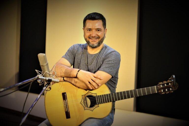Jorge Rojas transmitió en vivo, anunció nuevo tema y contó lo que hizo en cuarentena