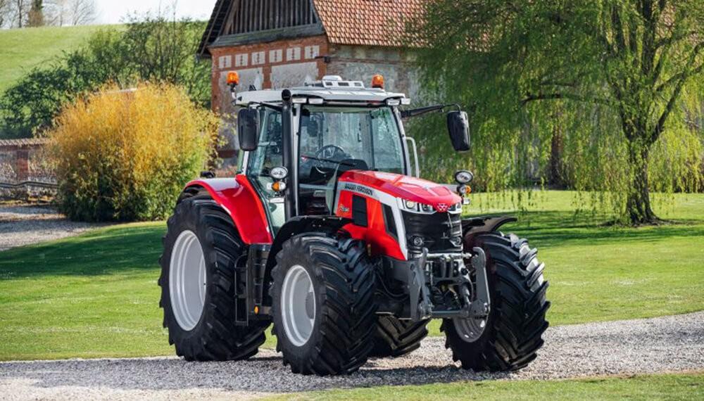 Así son las nuevas máquinas que lanzó Massey Ferguson a nivel mundial