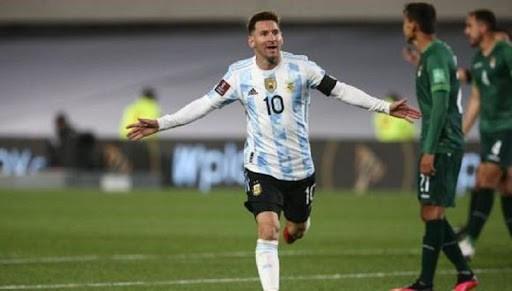 Messi, Di María y Scaloni recibieron las mayores ovaciones en el Monumental