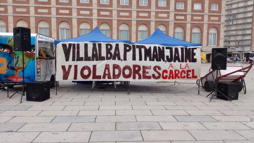 En el inicio del juicio por el abuso en un camping de Miramar, declararon los padres de la víctima