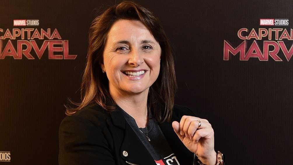 La argentina Victoria Alonso se convirtió en la presidenta de Producción de Marvel Studios