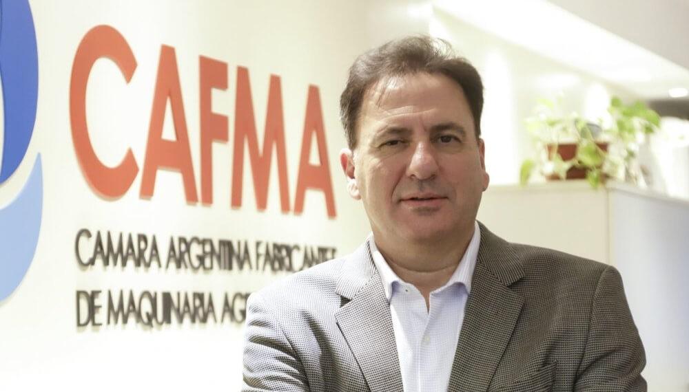 Eduardo Borri, de Metalfor, es el nuevo presidente de CAFMA para el ciclo 2021/23