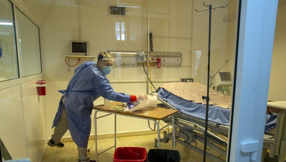 Las autoridades hospitalarias expresaron