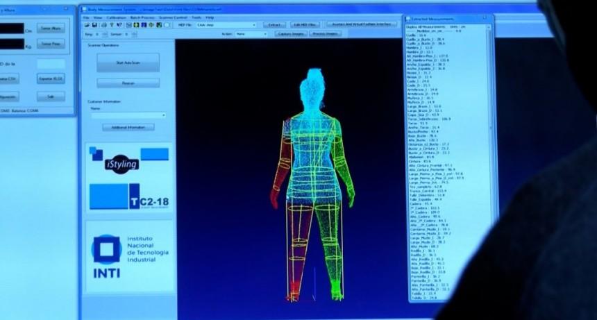 Comienza en el CCK el estudio que dará sustento científico a la Ley de Talles