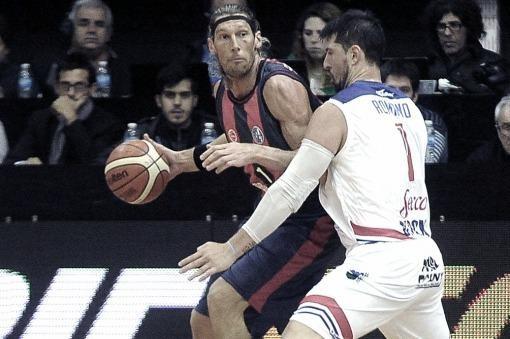 Boca-San Lorenzo, un duelo futbolero pero en basquet