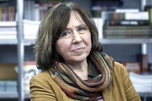 La bielorrusa Svetlana Alexijevich ganó el premio Nobel de Literatura