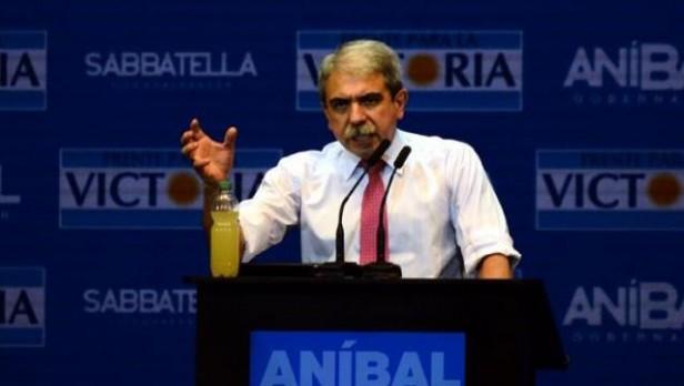 Aníbal Fernández anuncia su eventual gabinete industrial para la provincia de Buenos Aires