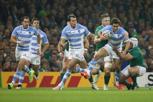 Con una enorme actuación, Los Pumas se metieron en las semifinales del Mundial de rugby