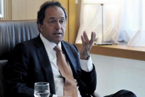 Para Scioli, la negociación con los fondos buitre