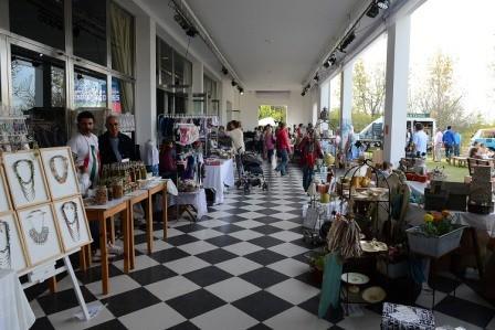 Se realizó en Tigre la Feria de los Sueños organizada por la asociación civil Pequeños Pasos
