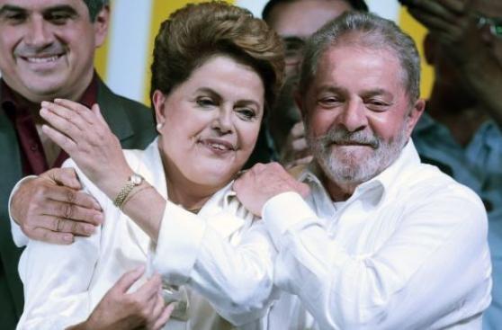 El congreso brasileño exculpó a Dilma y a Lula en el desvío de fondos en Petrobras