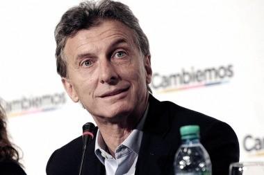 Macri:La esperanza está puesta en el diálogo con todos los que participaron de la elección