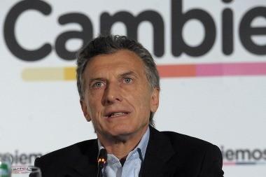 """Macri: """"A los que votaron pensando en un cambio siéntanse cómodos que los vamos a representar"""""""