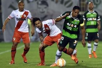 Para la prensa de Brasil Chapecoense se superó pero no le alcanzó
