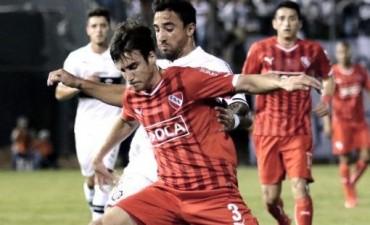 Independiente empató en un difícil partido con Olimpia y logró el pase a cuartos