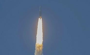 El Arsat-2 se dirige a su órbita
