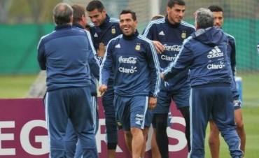 Tévez y Agüero estarían a disposición para jugar con Ecuador