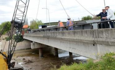 Más obras en el tercer carril del corredor Bancalari-Benavídez