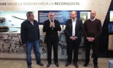 El Museo de la Reconquista se renueva con la Sala del Desembarco