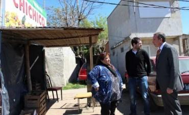 El massismo dice que urbanizó Garrote, pero la situación es cada vez más grave
