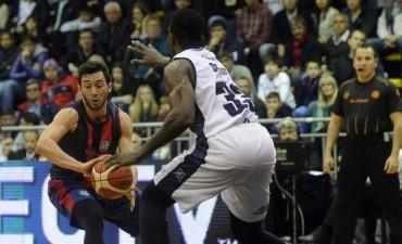 San Lorenzo continuó con su racha y lidera invicto la conferencia sur al vencer a Bahía Basket