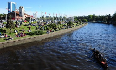 Sábado con buen tiempo y una temperatura máxima de 16° en Tigre y alrededores