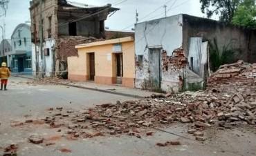 Un muerto y cinco heridos por un sismo de 5.9 grados con epicentro en Salta