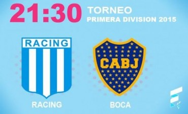 Boca visita a Racing en Avellaneda con ganas de gritar campeón en VIVO por OPEN 99.3 FM y La Folk Argentina