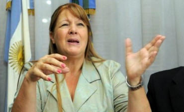 A una semana de las elecciones, Stolbizer pidió a los periodistas que respetan la competencia