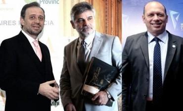 El gabinete de Scioli: Marangoni en el Banco Nación, Filmus en Ciencia y Técnica y Berni en Seguridad