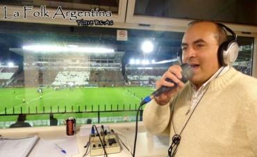 Huracán enfrenta a Defensor Sporting por los cuartos de final en VIVO por La Folk Argentina