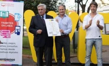 Casaretto presentó el plan de modernización para Tigre