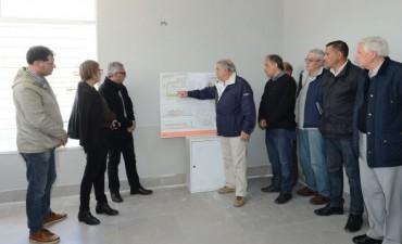 La obra del centro de salud de Los Tábanos entró en su etapa final