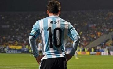 Messi: No creo que haya una relación de amor y odio con los hinchas de mi país