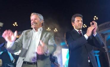 Sergio Massa cerró en Tigre y dijo que si los ponen en el balotaje se termina el Kirchnerismo