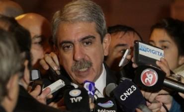 Aníbal Fernández felicitó a Vidal por el triunfo en la Provincia