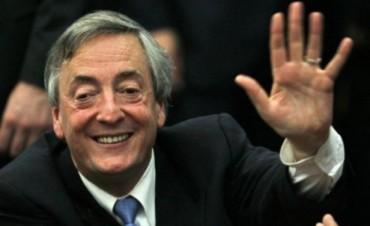 Se cumplen cinco años de la muerte del ex presidente Néstor Kirchner