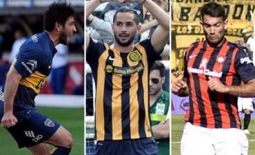 Boca, Central y San Lorenzo finalmente jugarán a las 18