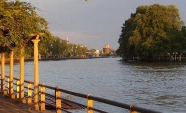 Alerta por tormentas fuertes, en una jornada con una máxima de 24° en Tigre