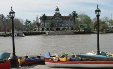 Viernes con cielo nublado y una máxima de 22° en la ciudad Tigre y alrededores