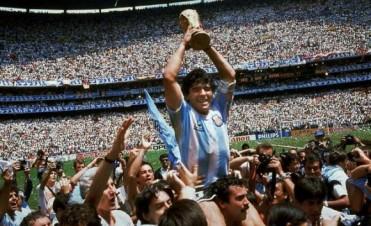 Diego, 55 años de una vida llena de goles y gambetas