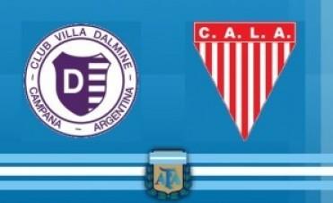 Villa Dálmine Vs Los Andes Partido B Nacional VIVO por La Folk Argentina