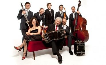 """La Orquesta del UNA muestra las """"Mixturas"""" del tango"""