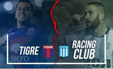 Tigre irá a Avellaneda por su primera victoria en la Superliga 20 Hs en VIVO por NEXO 104.9 Fm y La Folk Argentina