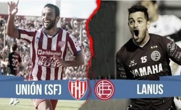 El 'copero' Lanús recibirá a Unión, la revelación de la Superliga 19 Hs en VIVO por NEXO 104.9 Fm y La Folk Argentina