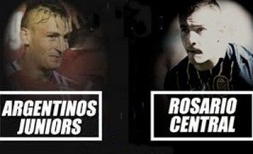 Rosario Central vs Argentinos Jr sexta fecha Superliga Argentina 14 Hs en VIVO por NEXO 104.9 Fm y La Folk Argentina