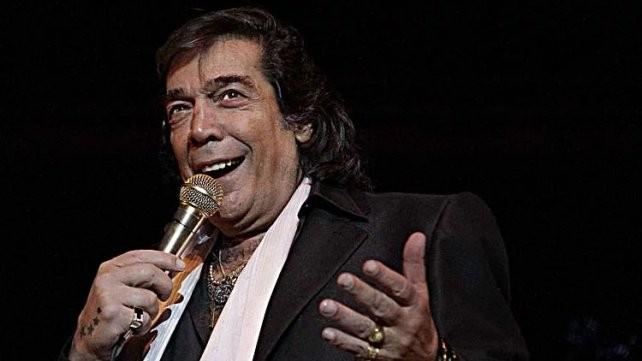 """Murió """"Cacho"""" Castaña el músico Tenía 77 años estaba internado desde hace varios días por una afección pulmonar"""