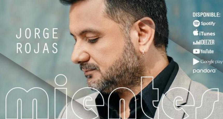 """Jorge Rojas lanzó """"Mientes"""", un nuevo trabajo con su hijo Lautaro"""