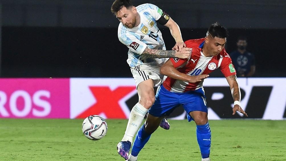 A Argentina le faltó eficacia para definir y empató 0-0 ante Paraguay en Asunción por las Eliminatorias